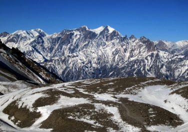 The Around Annapurna Trek