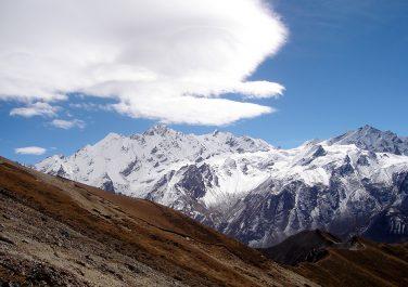 The Langtang, Gosaikunda & Helambu Trek