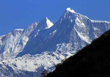 The Around Manaslu Trek