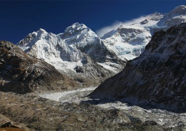 The KANCHENJUNGA BASE CAMP TREK